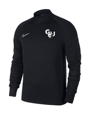 Nike Academy 19 Drill LS Top Black Image