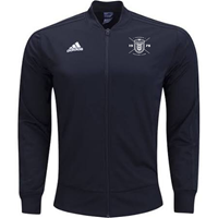 Adidas Condivo 18 Presentation Jacket (Black/White)