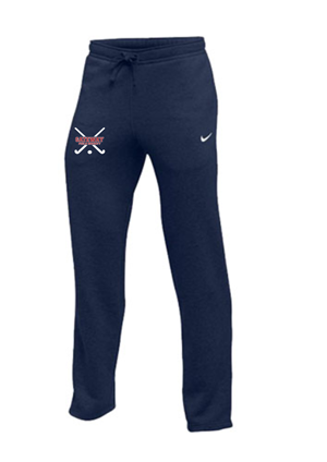 Nike Club Fleece Pant-Navy Image