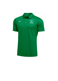 Nike Green Team Polo